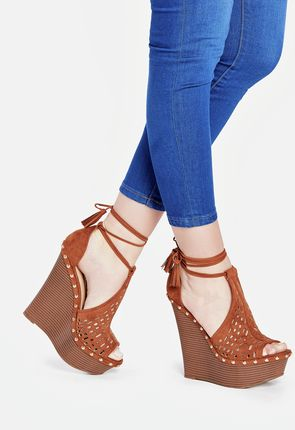 Lucien Platform Wedge