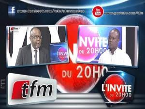 21 janvier 2016 – Invité du jour de tfm Sénégal