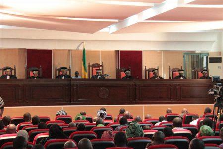 Bamako, 26-27 avril – Congrès international : Cours constitutionnelles et consolidation de l'État de Droit
