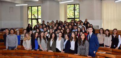 Rétrospective. Mission de Bucarest – Collège juridique franco-roumain d'études européennes