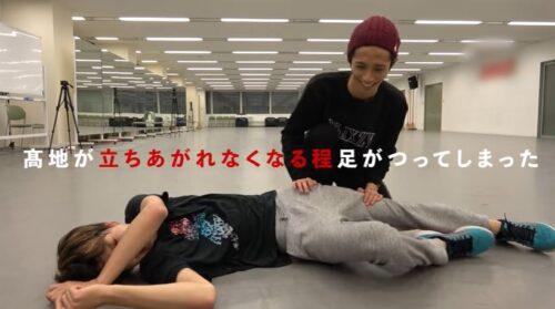 髙地優吾 田中樹