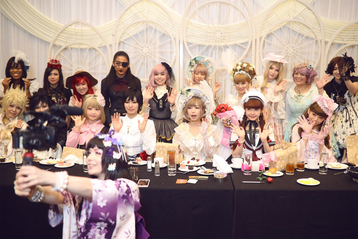 Anime Matsuri Tea Party