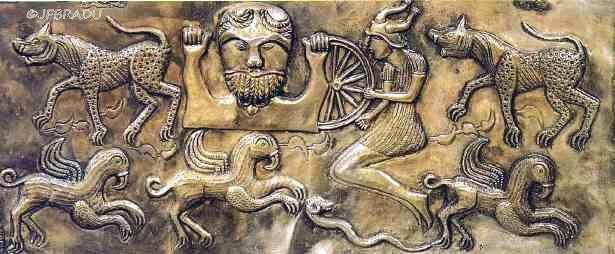 Резултат с изображение за тракийски богове