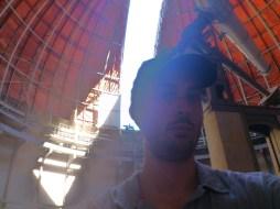 Sous le Grand Equatorial (Observatoire de Nice)