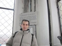 Au sommet du campanile de San Marco, Venise
