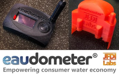 Eaudometer® Shortlisted For Award
