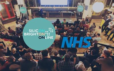 Two JFDI speakers for Silicon Brighton's NHS Fundraiser