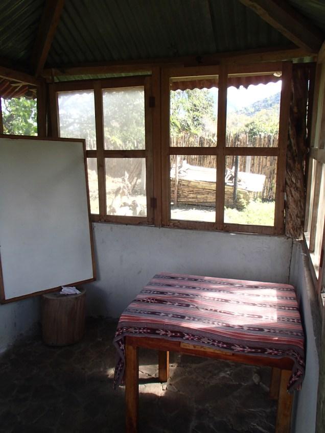 One student school house