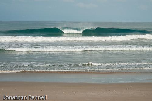A-Frame Wave Costa Rica