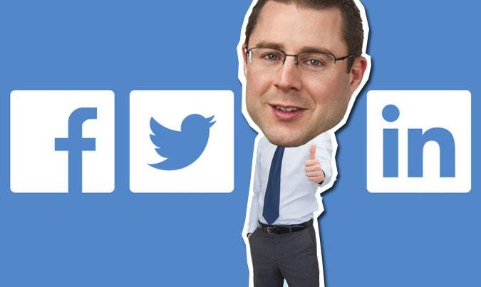 Comment réussir sur les réseaux sociaux Facebook Twitter LinkedIn