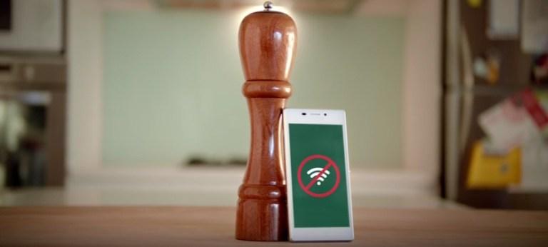 Read more about the article Un moulin à poivre qui ferme le WiFi