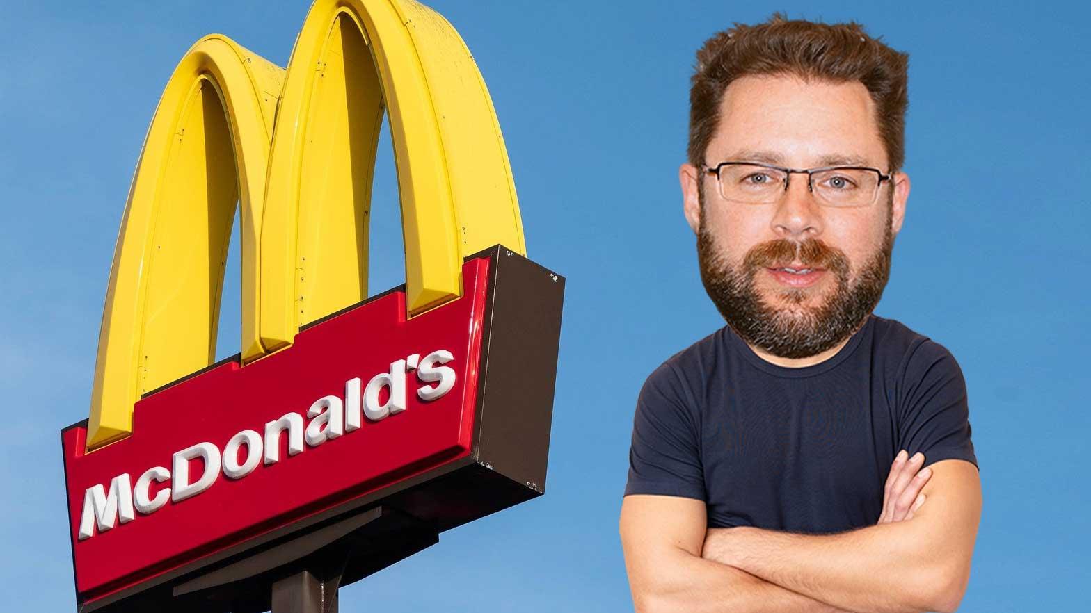 Papa, pourquoi j'aime autant McDonald's