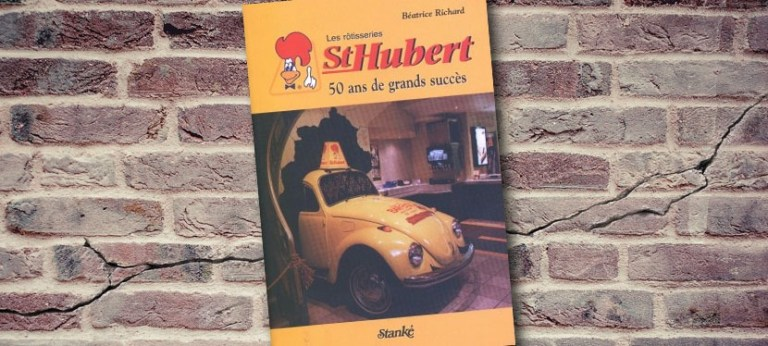 Les rôtisseries St-Hubert