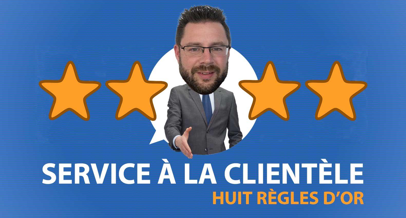 Meilleur Conférencier service à la clientèle
