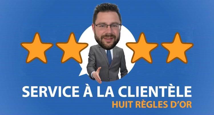 Conférencier service à la clientèle