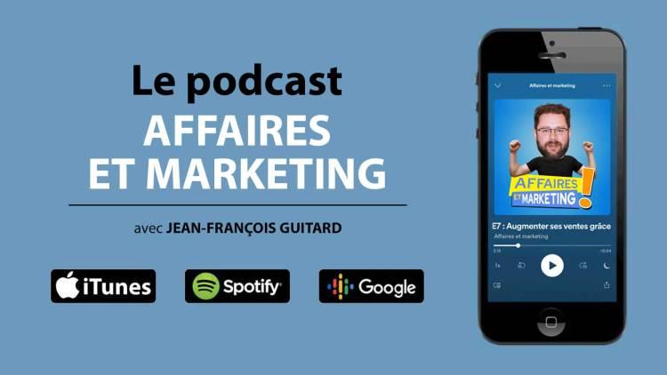 Meilleur podcast Affaires et marketing