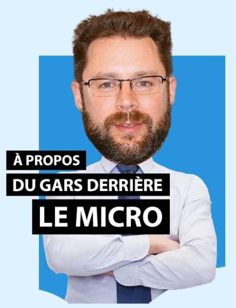 Conférencier entreprise Jean-Francois Guitard