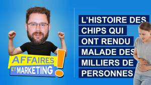 Read more about the article Podcast | E18: L'histoire des chips qui ont rendu malade des milliers de personnes