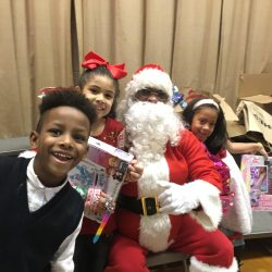 Santa Visit – December 20, 2019
