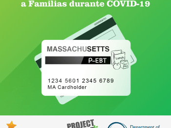 P-EBT Cards Arrive in May