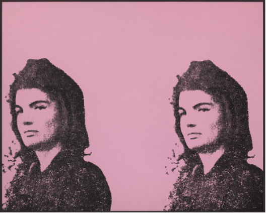 Jackie II Warhol