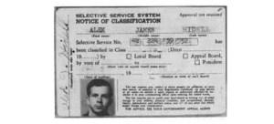 Oswald ID card