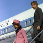JFK Jackie at Love Field