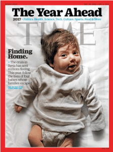 Time Magazine Year Ahead