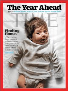 Time Magazine Year Ahead