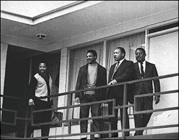 MARTIN LUTHER KING, JR. KILLED IN MEMPHIS (1/6)