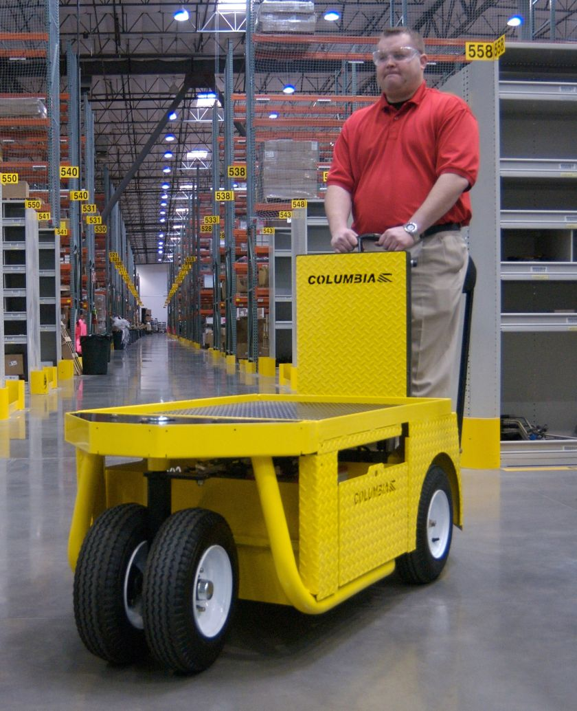 Columbia Electric Utility Carts