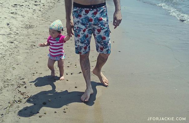13 July 2013 - happy birthday davide torre mozza beach