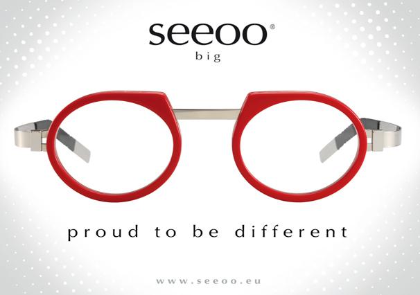 31 July 2013 - Seeoo Big Eyewear Collection