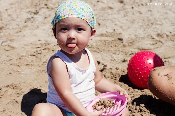 Julienne tasting Sand
