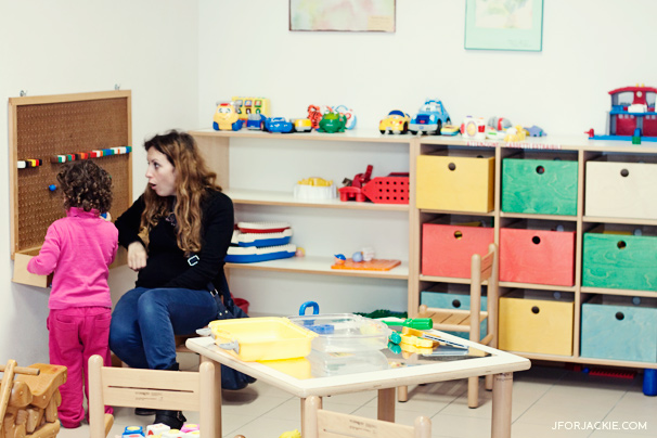 Ludoteca, Free Playrooms in Italy