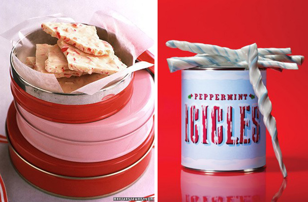 Candy Cane - Peppermint Gift Ideas
