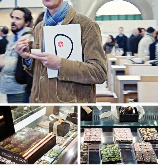 San Lorenzo Mercato Centrale Firenze - Il Cioccolato e Il Gelato