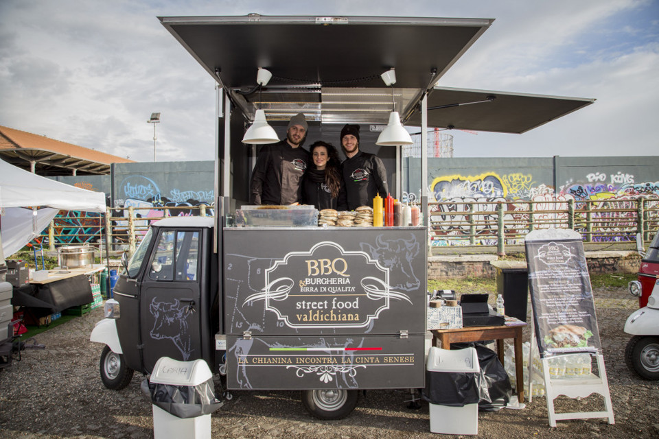 STREEAT - Food Truck Festival 2015 - FIRENZE - 3° Edizione