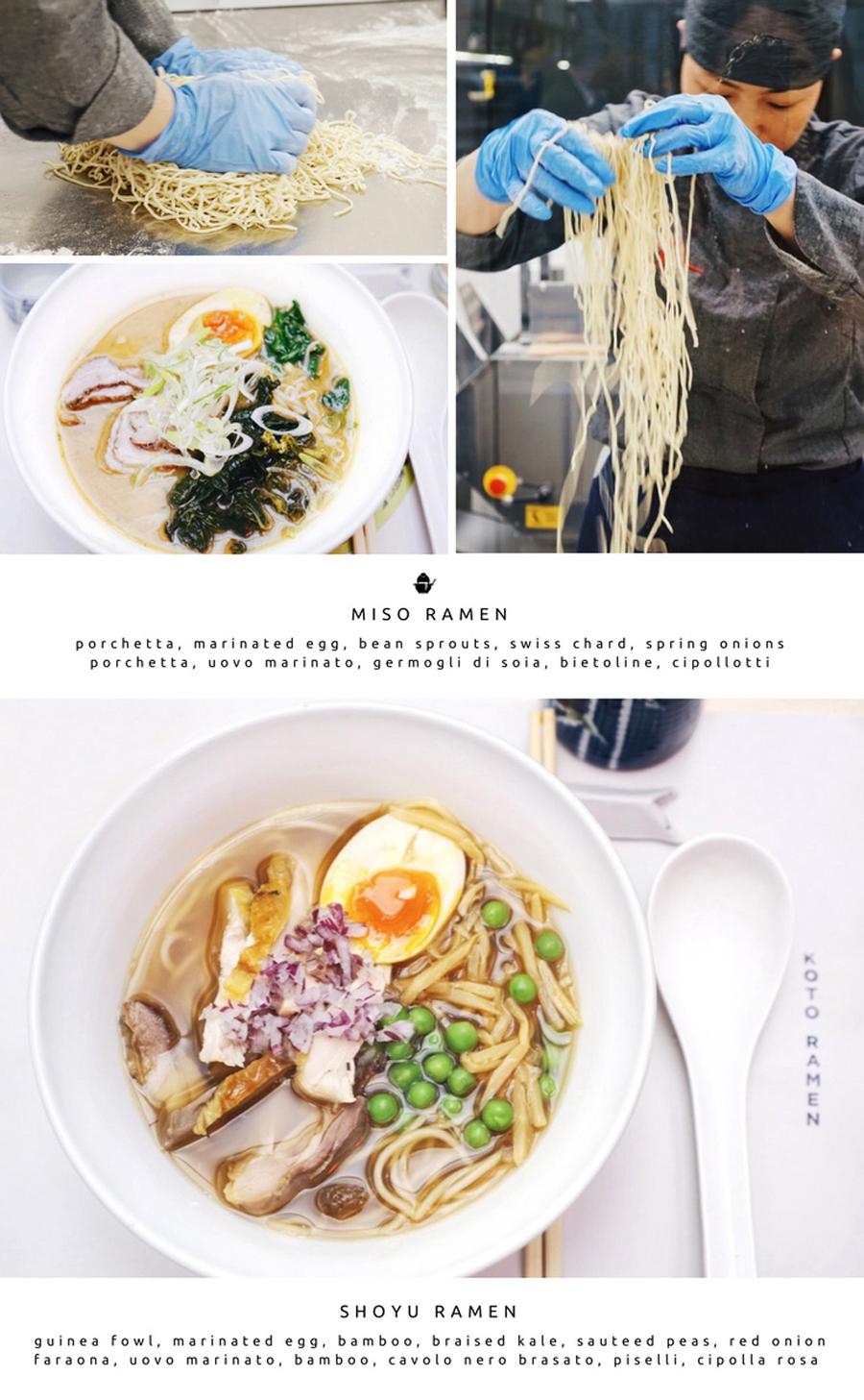 Ramen Fresh Noodles - Koto