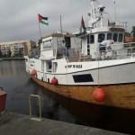 Freedom Flotilla vess #AlAwda (The Return)