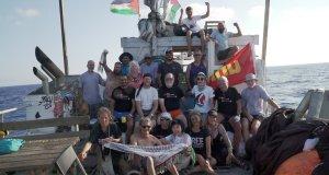 Crew & Participants on Al Awda, photo by Jason Soo