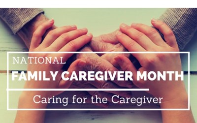 Caring for Your Caregiver