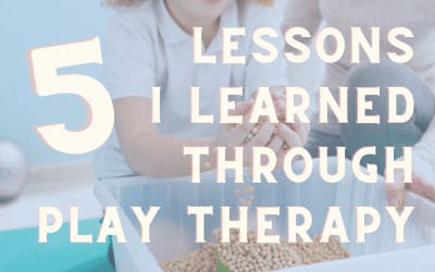 Why I put my child in therapy and 5 lessons I learned