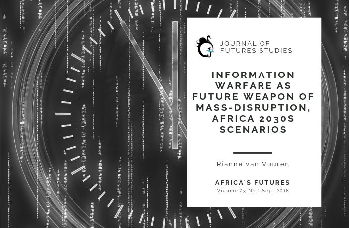 Information Warfare as Future Weapon of Mass-disruption