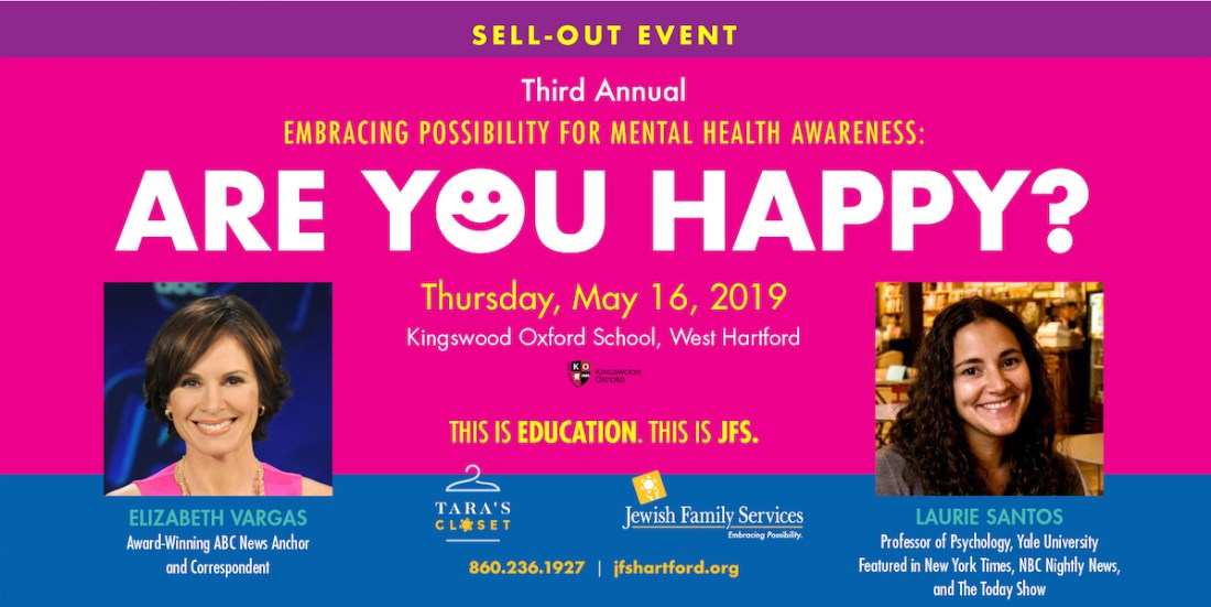 JFS Mental Health Event