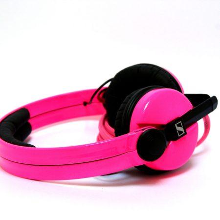 UV Pink Sennheiser HD25