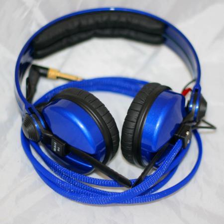 Deep Blue Sennheiser HD 25-1 II