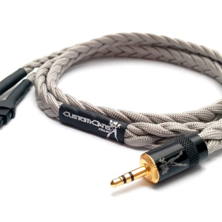 Ultra-low capacitance cable with Cardas HSPC (HD650) connectors
