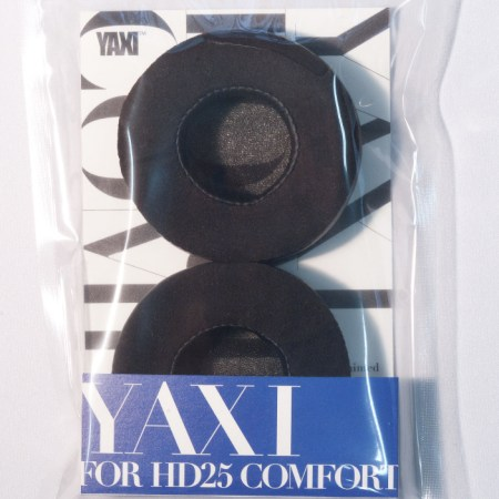 Comfort pads for HD25 from YAXI made from Alcantara (Fits all HD25 series)