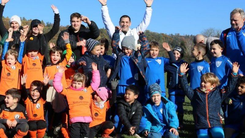 Fair-Play-Spieltag G/F Junioren in Nollingen